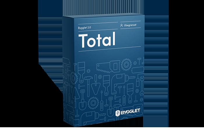 Produktbild Bygglet Total